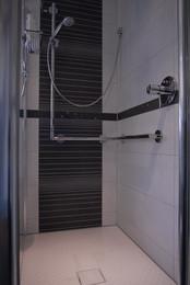 Dusche bodeneben